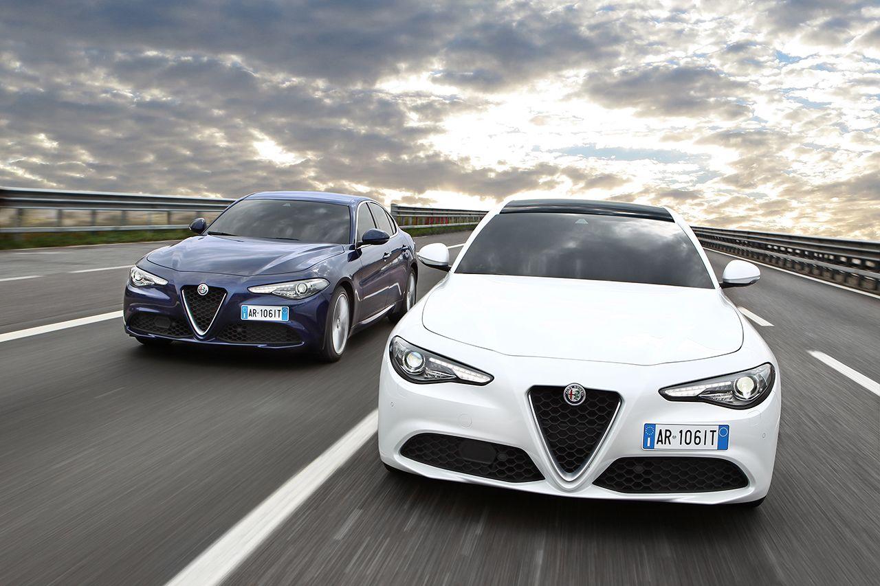 Die neue Alfa Romeo Giulia