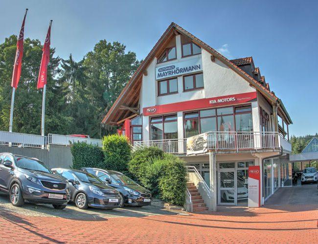 Fiat, Kia, Alfa Romeo, Abarth, Jeep®, Fiat Professional Vertragshändler in Augsburg - Diedorf / Biburg