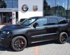 Erleben Sie den Jeep® Grand Cherokee SRT® Night 6,4l V8