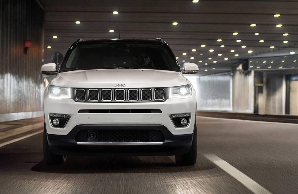 Vorankündigung: der neue Jeep® Compass 2017