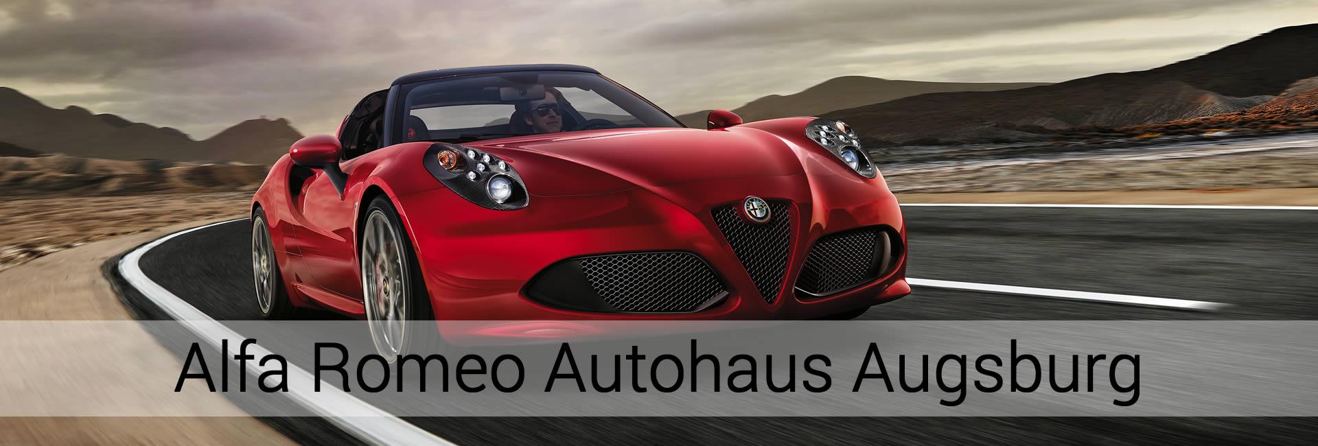 Alfa Romeo Autohaus Augsburg