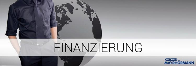 Finanzierung von Neuwagen & Gebrauchtwagen in Ihrem Autohaus Mayrhörmann GmbH Augsburg - Diedorf / Biburg