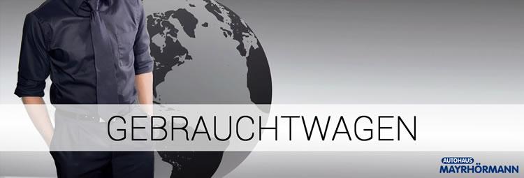 Beratung Gebrauchtwagen in Ihrem Autohaus Mayrhörmann GmbH Augsburg - Diedorf / Biburg