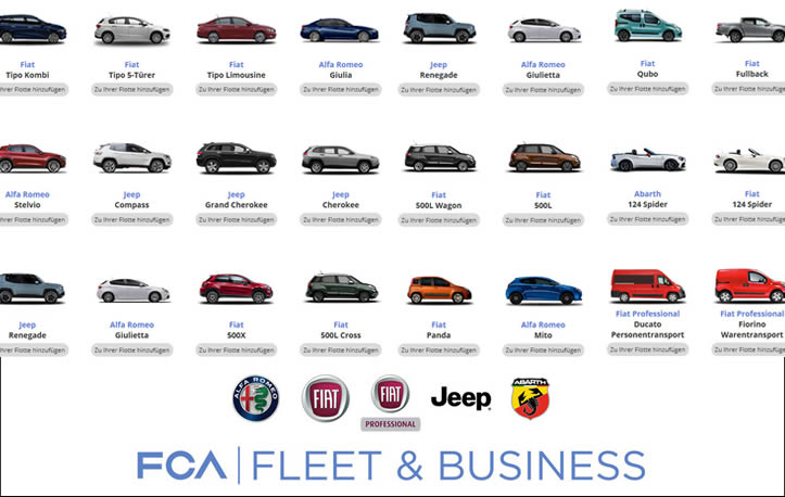 FCA Fleet & Business Augsburg