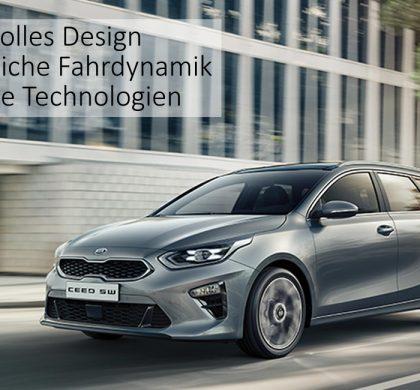 Neuvorstellung Kia Ceed im Autohaus Mayrhörmann GmbH in Augsburg, Diedorf/Biburg