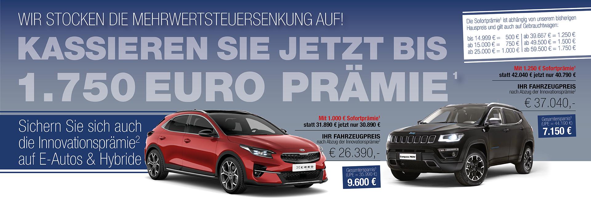 MwSt. Senkung 2020 Autohaus Mayrhörmann GmbH – Aktion