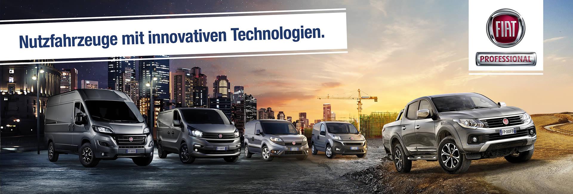 Fiat Professional Autohaus Augsburg