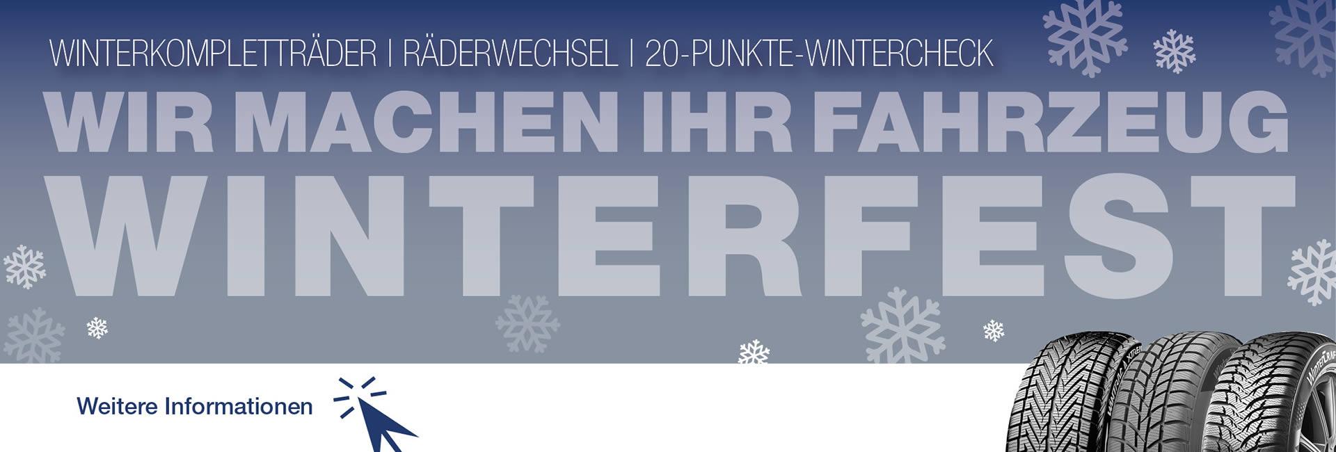 Slider Winterfest
