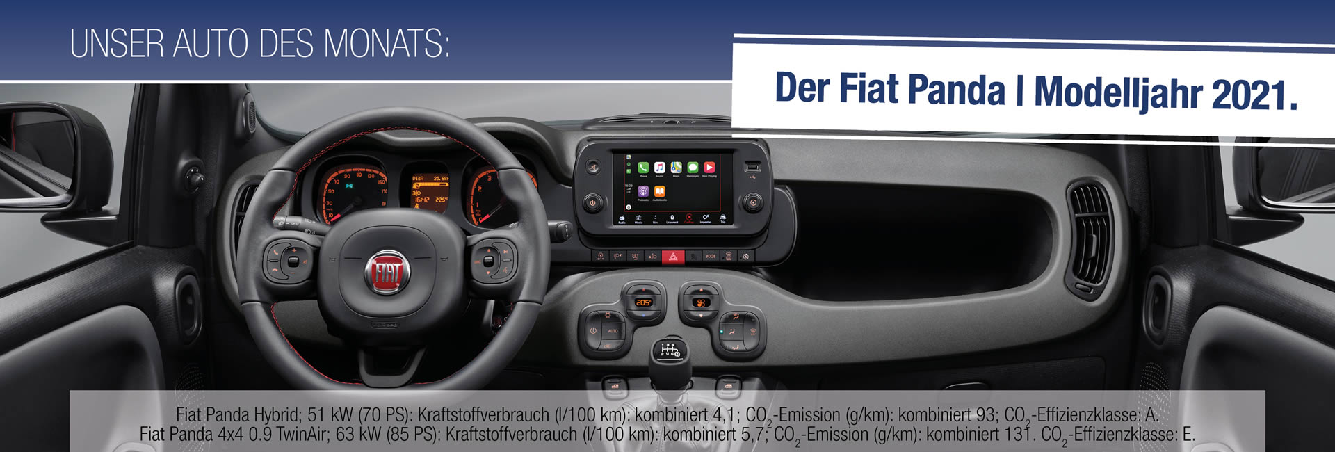 Auto des Monats 11-2020 Fiat Panda – Slider