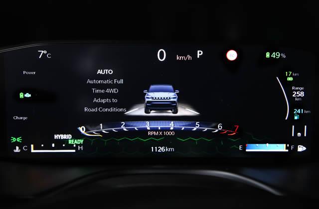 Jeep® Compass 2021 - Digitaltacho im Autohaus Mayrhörmann GmbH in Augsburg - Diedorf