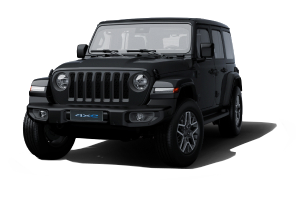 Jeep® Wrangler 4xe - Autohaus Mayrhörmann GmbH