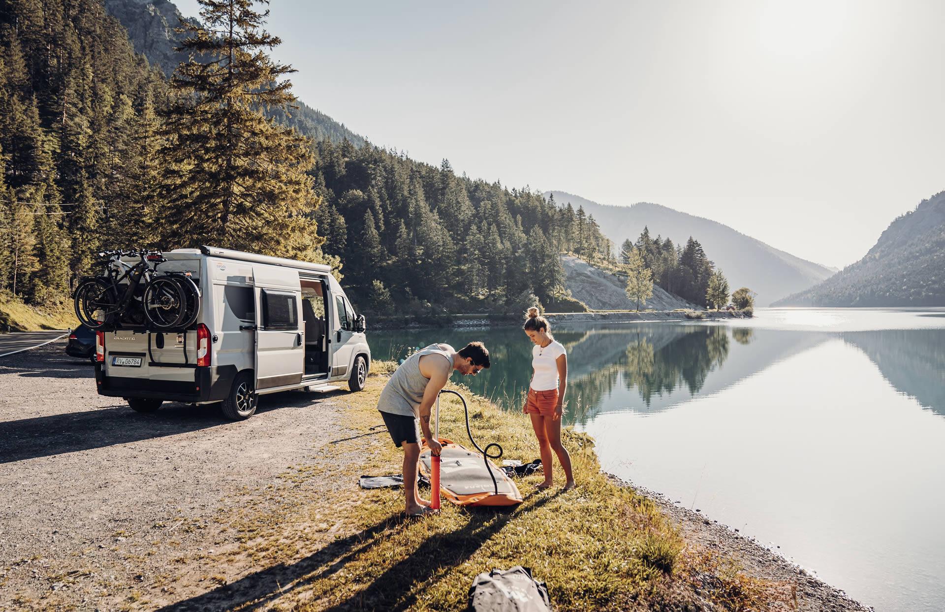 Camper und Wohnmobile kaufen im Autohaus Mayrhörmann GmbH