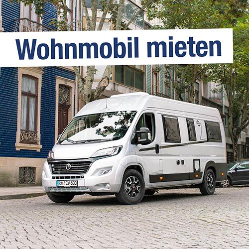 Wohnmobil mieten in Augsburg