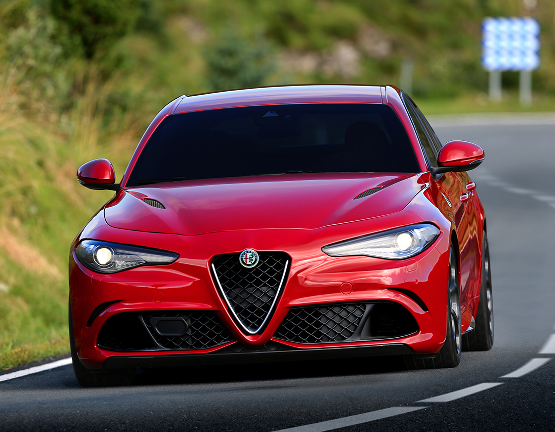 Beim Design macht Alfa Romeo so schnell keiner was vor