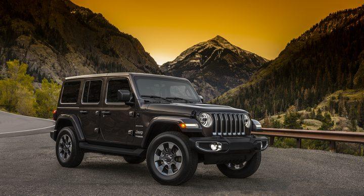 Der neue 2018 Jeep® Wrangler Sahara | Autohaus Mayrhörmann GmbH