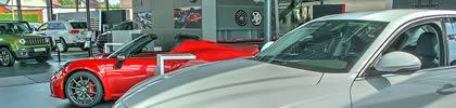 Fiat, Kia, Alfa Romeo, Abarth, Jeep®, Fiat Professional Vertragshändler Augsburg - Diedorf / Biburg