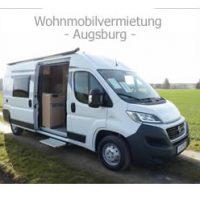 Wohnmobilvermietung Augsburg | Wohnmobil und Reisemobil in Augsburg mieten