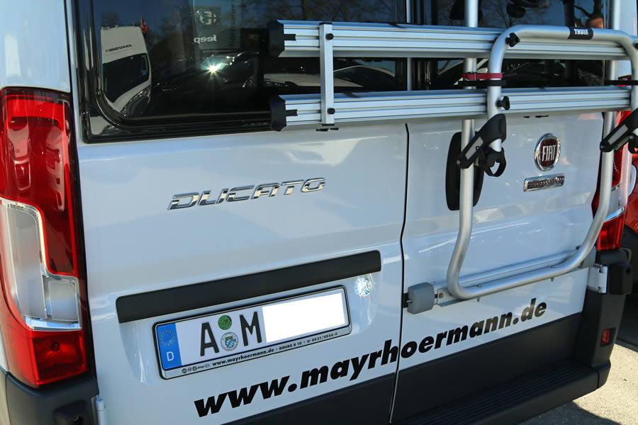 Reisemobil / Wohnmobilvermietung Augsburg | Autohaus  Mayrhörmann GmbH
