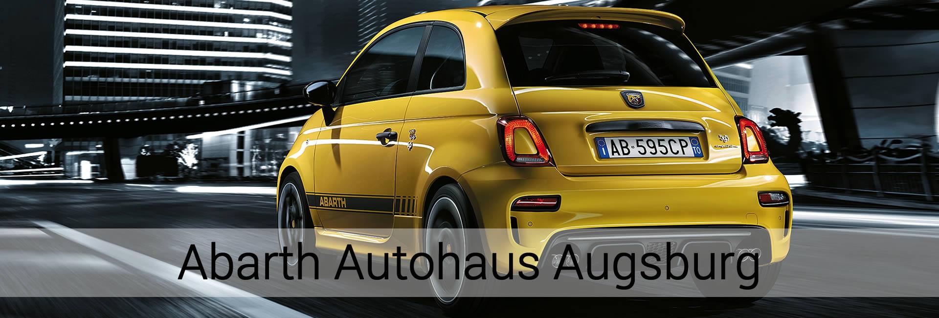 Abarth Autohaus Augsburg