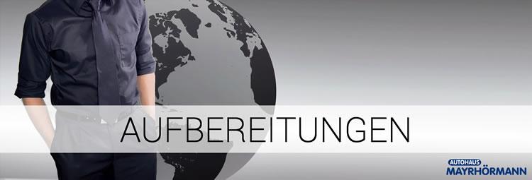 Aufbereitungen in Ihrem Autohaus Mayrhörmann GmbH Augsburg - Diedorf / Biburg