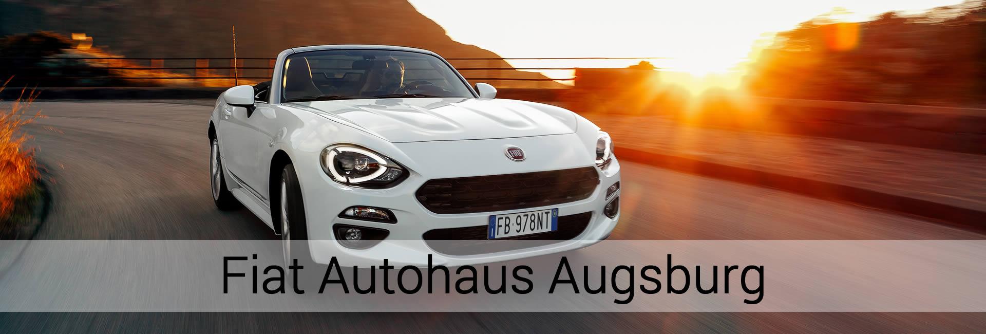 Fiat Autohaus Augsburg