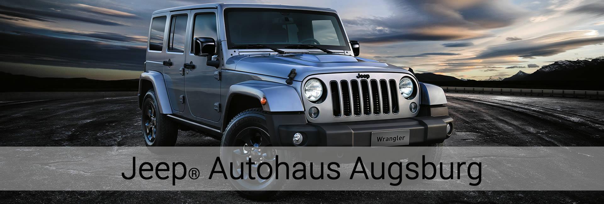 Jeep® Autohaus Augsburg