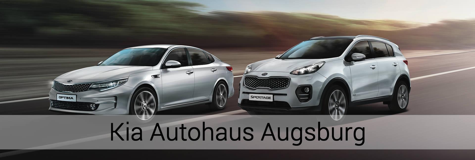 Kia Autohaus Augsburg