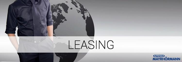 Leasing von Neuwagen und Gebrauchtwagen