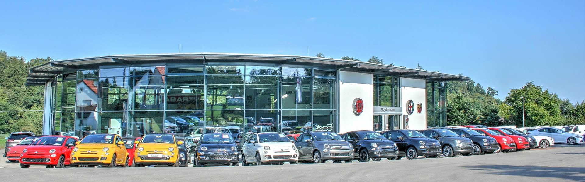 Showroom Autohaus Mayrhoermann Gmbh | Diedorf/Biburg